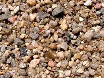 Het zand van het gruis Royalty-vrije Stock Afbeelding