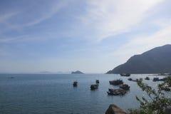 Het Zand van Vietnam Stock Afbeeldingen
