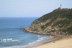 Het Zand van Vietnam Stock Foto