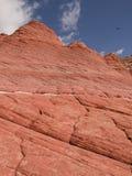 Het Zandsteen van Arizona Royalty-vrije Stock Afbeelding