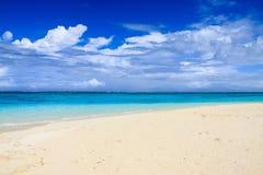 Het zeegezicht van de landschapskustlijn. Royalty-vrije Stock Afbeeldingen