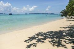 Het zeegezicht van Thailand Royalty-vrije Stock Afbeeldingen