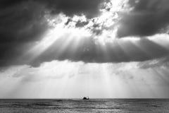 Het zeemansleven Stock Afbeeldingen