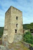 Het Zekere kasteel van Esch sur Stock Foto