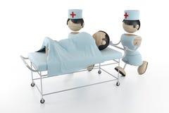 Het ziekenhuis vector illustratie
