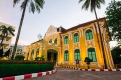 Het ziekenhuis Abhaibhubejhr royalty-vrije stock foto's