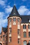 Het ziekenhuis Charité Berlijn, Duitsland Stock Afbeelding