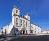 Het ziekenhuis DE Jesus Cristo Church stock foto's