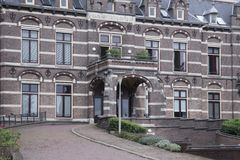 Het ziekenhuis Elisabeth Royalty-vrije Stock Fotografie