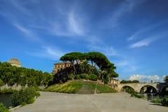 Het ziekenhuis in Rome Royalty-vrije Stock Foto's