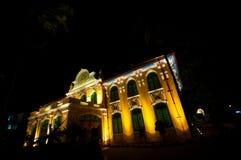 Het Ziekenhuis van ChaoPhyaabhaibhubejhr stock afbeelding