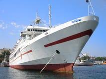 Het ziekenhuis van het schip Royalty-vrije Stock Afbeeldingen