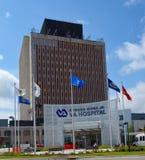 Het Ziekenhuis van het veteranenbeleid Stock Afbeeldingen