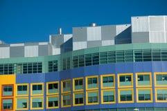 Het Ziekenhuis van kinderen stock afbeelding