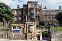 Koningin Elizabeth School Royalty-vrije Stock Afbeeldingen