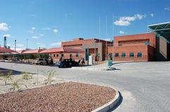Het Ziekenhuis van Maun Stock Fotografie