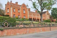 Het ziekenhuis van Seckforde Royalty-vrije Stock Afbeelding