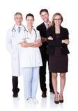 Het ziekenhuisdeskundigen Stock Fotografie