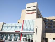Het ziekenhuisnoodsituatie, trauma royalty-vrije stock foto