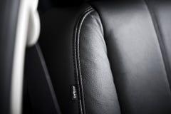Het zij Luchtkussen van Seat stock foto's