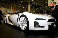 Het zijaanzicht van GT Citroën Stock Afbeelding