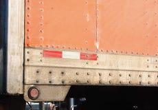 Het ZijDetail van de vrachtwagen Royalty-vrije Stock Afbeeldingen