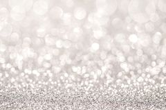 Het zilver schittert licht vector illustratie
