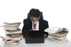 Het zoeken naar een baan Stock Fotografie