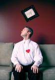 Het zoeken van liefde Royalty-vrije Stock Afbeelding