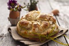 Het zoete brood van Pasen Stock Afbeelding