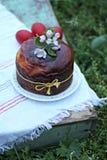 Het zoete brood van Pasen Royalty-vrije Stock Afbeelding