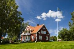 Het zoete huis van het huis. Royalty-vrije Stock Afbeeldingen