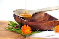 Het Zoeten van het Lichaam van de honing royalty-vrije stock fotografie