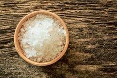 Het zout van de Himalayanrots Royalty-vrije Stock Afbeelding