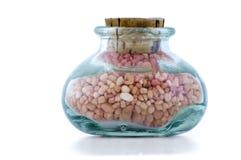 Het zout van het bad Royalty-vrije Stock Fotografie