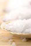 Het zout van het bad van Dode Overzees Stock Foto's