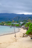 Het Zoutwater van Oahu Visserijtoernooien stock foto