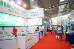 2016 het Zuidelijke de Automatiseringstentoonstelling van China Internationale Industriële Openen Stock Foto's