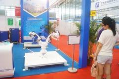 2016 het Zuidelijke de Automatiseringstentoonstelling van China Internationale Industriële Openen Royalty-vrije Stock Afbeelding
