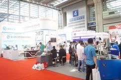 2016 het Zuidelijke de Automatiseringstentoonstelling van China Internationale Industriële Openen Royalty-vrije Stock Foto's