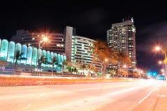 Het zuidenstrand van Miami Stock Afbeelding