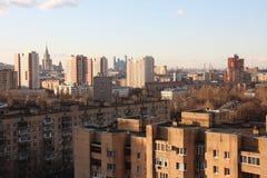 Het Zuidwesten van Moskou Royalty-vrije Stock Fotografie