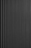 Het zwarte patroon van de staalpalissade Stock Afbeelding