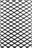 Het zwarte patroon van het draadnetwerk stock foto