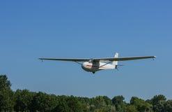 Het Zweefvliegtuig van de opleiding stock foto's
