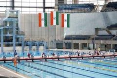 Het zwembad van SPM in New Delhi, India Royalty-vrije Stock Afbeelding