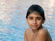 Het zwemmen Stock Fotografie