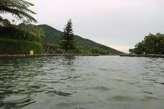 Het zwemmen opiniepeiling Royalty-vrije Stock Fotografie