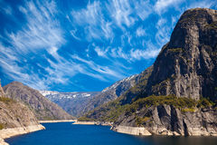 Hetch Hetchy Fotografie Stock