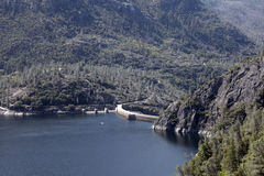 Hetch Hetchy Reservoir Stock Photography